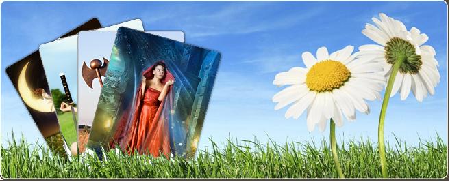 Een ervaren tarotkaartlezer geeft u een hulpzame reading.