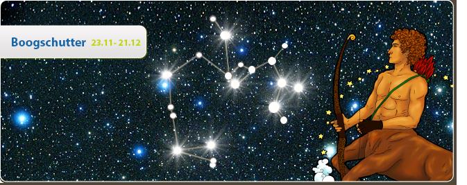 Boogschutter - Gratis horoscoop van 22 november 2019 paragnosten uit Leuven