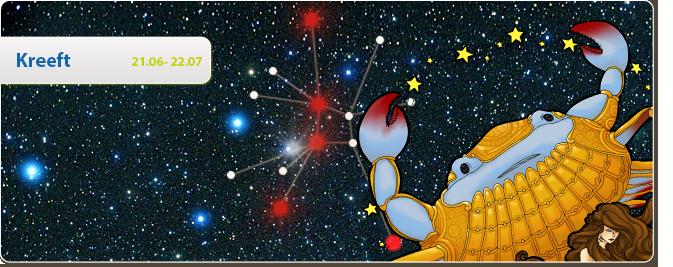 Kreeft - Gratis horoscoop van 4 juni 2020 paragnosten uit Leuven