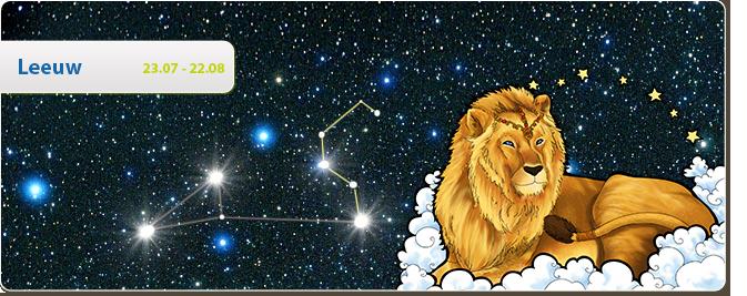 Leeuw - Gratis horoscoop van 22 november 2019 paragnosten uit Leuven